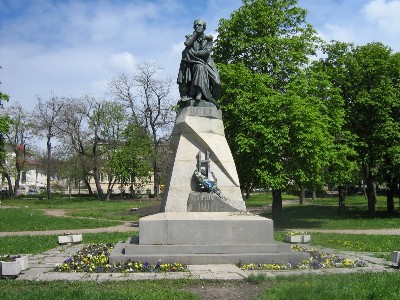 Пятигорск. Памятник М.Ю. Лермонтову