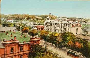 Пятигорский бульвар