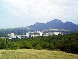 Бештау (Пять гор)