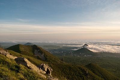 Горы Кавминвод
